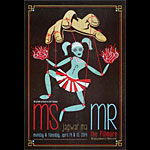 MS MR New Fillmore Poster F1262