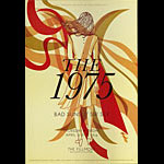 The 1975 2014 Fillmore F1263 Poster