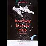 Bombay Bicycle Club New Fillmore Poster F1264