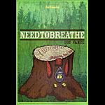 Needtobreathe New Fillmore Poster F1268