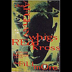 Afghan Whigs New Fillmore Poster F127