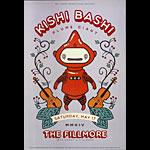 Kishi Bashi 2014 Fillmore F1271 Poster