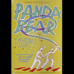 Panda Bear New Fillmore Poster F1274