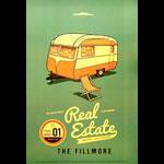 Real Estate 2014 Fillmore F1279 Poster