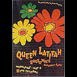 Queen Latifah New Fillmore Poster F128