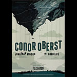 Conor Oberst New Fillmore Poster F1286