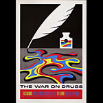 The War on Drugs New Fillmore Poster F1287