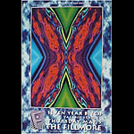 X New Fillmore Poster F129