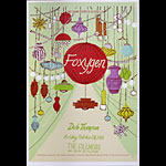 Foxygen New Fillmore Poster F1292