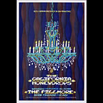 The California Honeydrops New Fillmore Poster F1294
