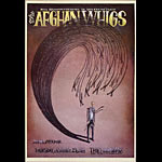 The Afghan Whigs 2014 Fillmore F1295 Poster