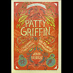 Patty Griffin New Fillmore Poster F1298