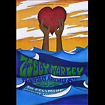 Ziggy Marley New Fillmore Poster F1300