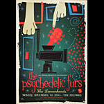The Psychedelic Furs New Fillmore Poster F1302