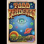 Todd Rundgren New Fillmore Poster F1304