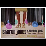 Sharon Jones New Fillmore Poster F1308