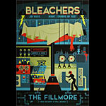 Bleachers New Fillmore Poster F1325