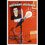 Anthony Jeselnik New Fillmore Poster F1328