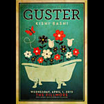 Guster New Fillmore Poster F1331