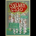 Sylvan Esso 2015 Fillmore F1333 Poster