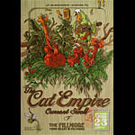 The Cat Empire New Fillmore Poster F1339