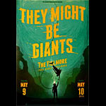 They Might Be Giants New Fillmore Poster F1341