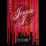 Jessie J 2015 Fillmore F1344 Poster