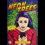 Neon Trees New Fillmore Poster F1347