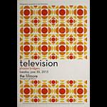 Television 2015 Fillmore F1349 Poster