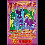Mother Hips New Fillmore Poster F135