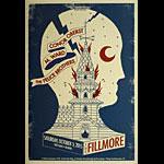 Conor Oberst New Fillmore F1358 Poster
