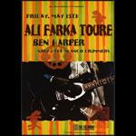 Ali Farka Toure New Fillmore Poster F136