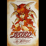 Lucero New Fillmore Poster F1376