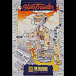 Blues Traveler New Fillmore Poster F139