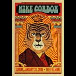 Mike Gordon New Fillmore F1390 Poster
