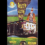 Twister With Ken Kesey And The Merry Pranksters 1994 Fillmore F140 Poster