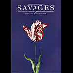 Savages New Fillmore Poster F1410