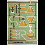 Yeasayer New Fillmore Poster F1416