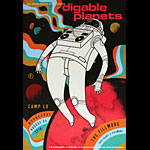 Digable Planets New Fillmore Poster F1421