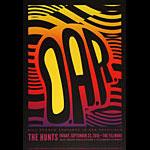 O.A.R. New Fillmore Poster F1428
