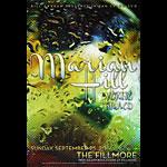 Marian Hill 2016 Fillmore F1429 Poster