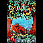 Counting Crows New Fillmore Poster F143