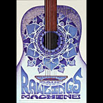 Dave Rawlings Machine New Fillmore Poster F1430