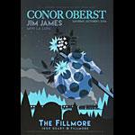 Conor Oberst New Fillmore Poster F1431