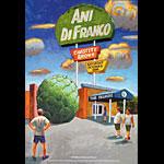 Ani DiFranco New Fillmore F1433 Poster