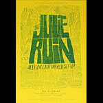 The Julie Ruin New Fillmore Poster F1434