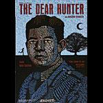 The Dear Hunter New Fillmore Poster F1442