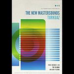 The New Mastersounds New Fillmore Poster F1446