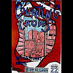 Counting Crows New Fillmore Poster F145