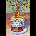 Karl Denson's 60th Birthday Bash 2016 Fillmore F1453 Poster